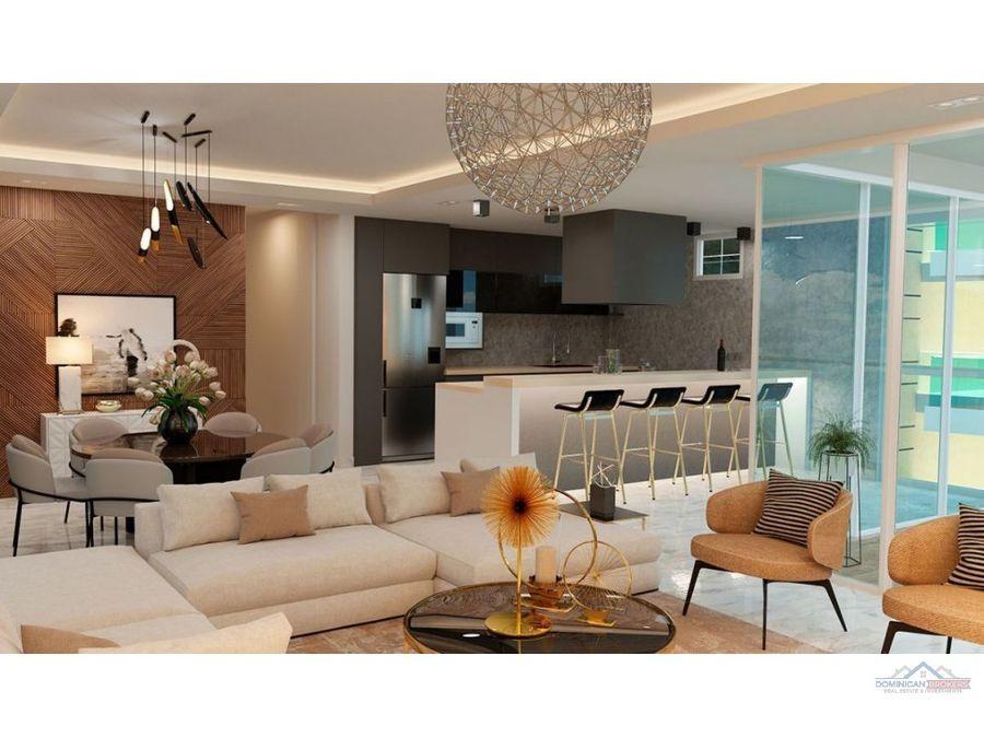 apartamentos en jazz lounge residences cap cana