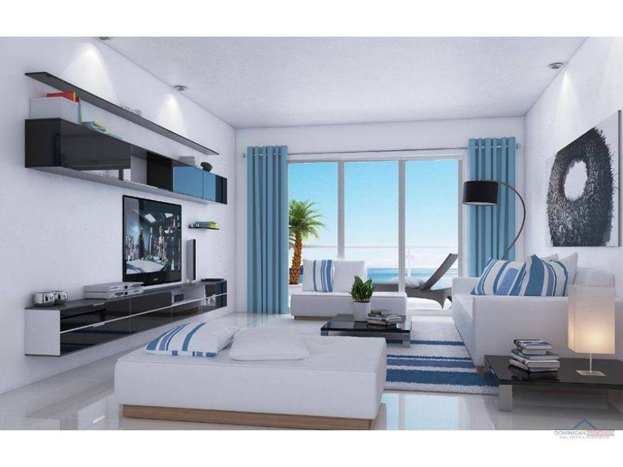 apartamentos frente al mar en juan dolio