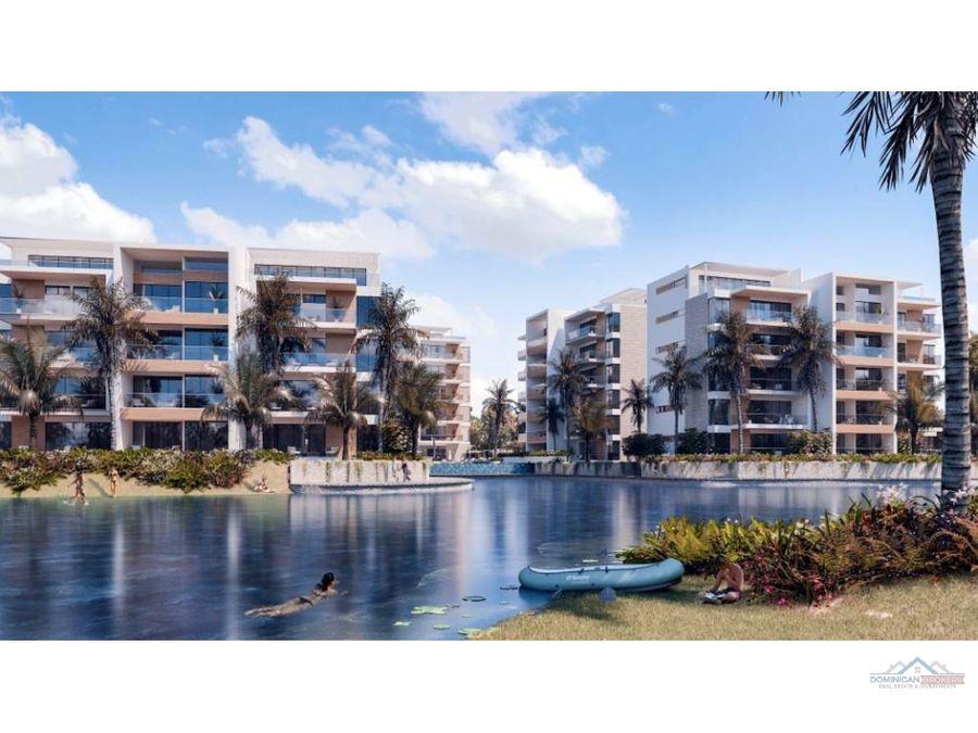 il lago apartamentos de lujo en cap cana