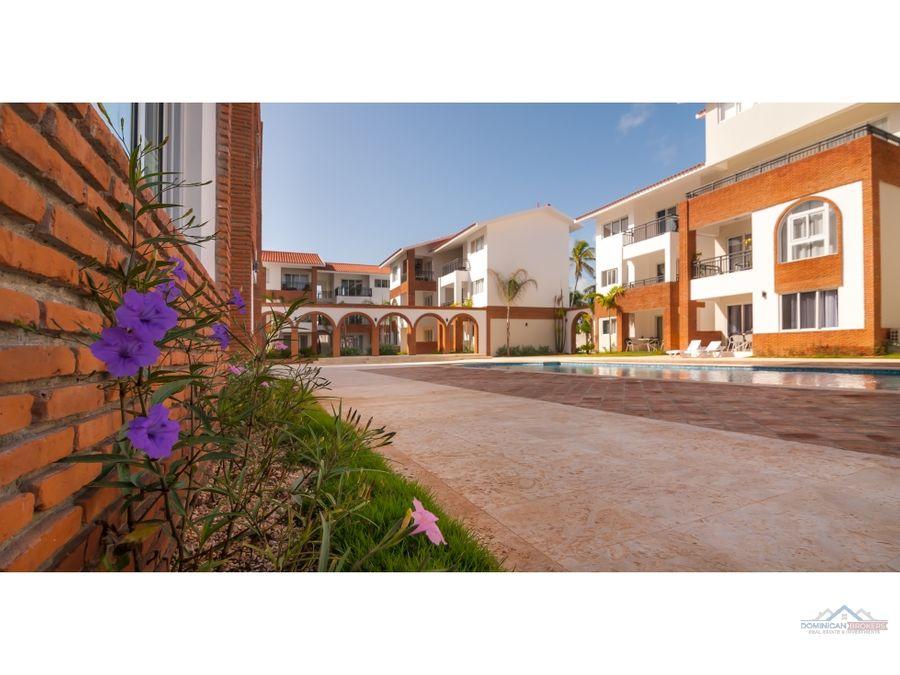 coral village 2 en el cortecito bavaro