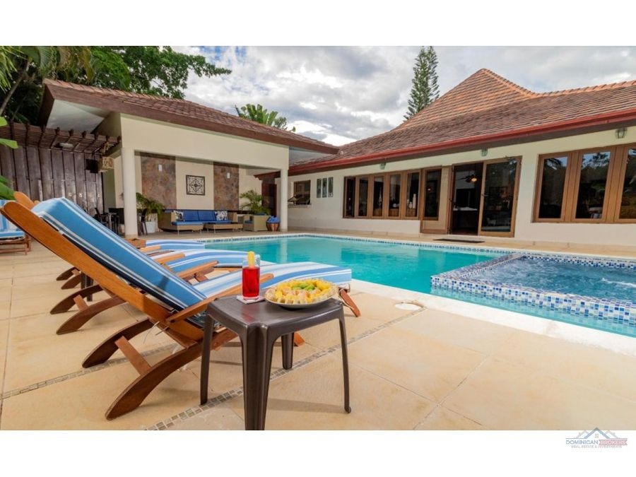 new price villa in casa de campo