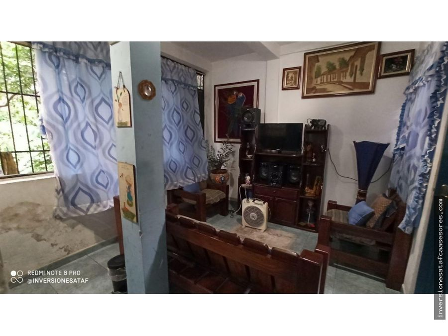 se vende casa 174m2 3h 1b 1pe el mirador guarenas