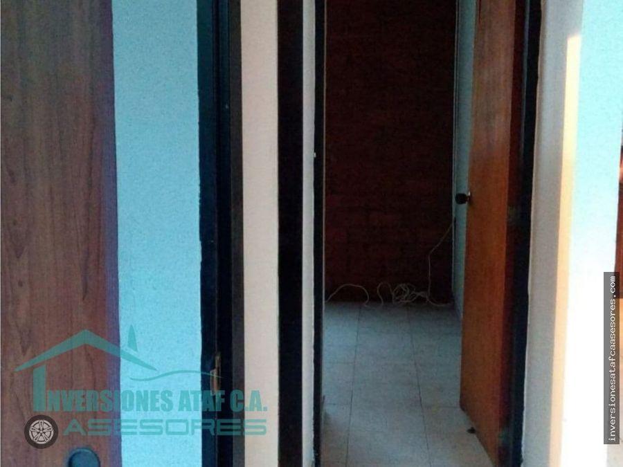 se vende apto 55m2 2h1b1pe urbanizacion ciudad casarapa guarenas