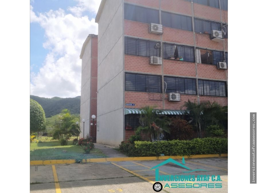 se vende apto 57m2 2h1b1pe ciudad casarapa guarenas