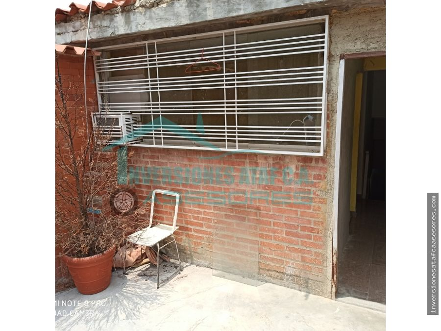 se vende casa 112mt2 4h2b1pe bonaventura country club guatire
