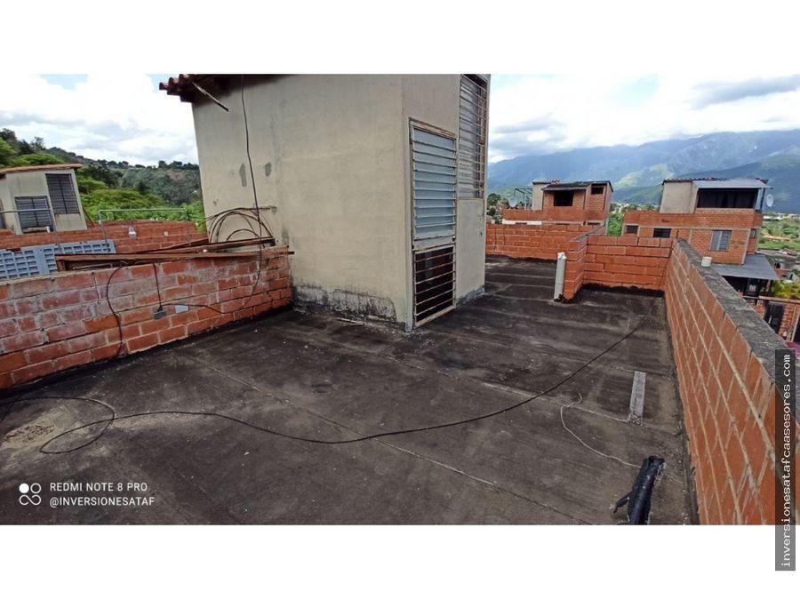 se vende casa 74m2 2h 2b 1pe altos de copacabana guarenas