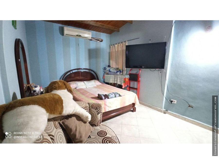 se vende casa quinta 120m2 3hab 2b 2pe villas del este guatire