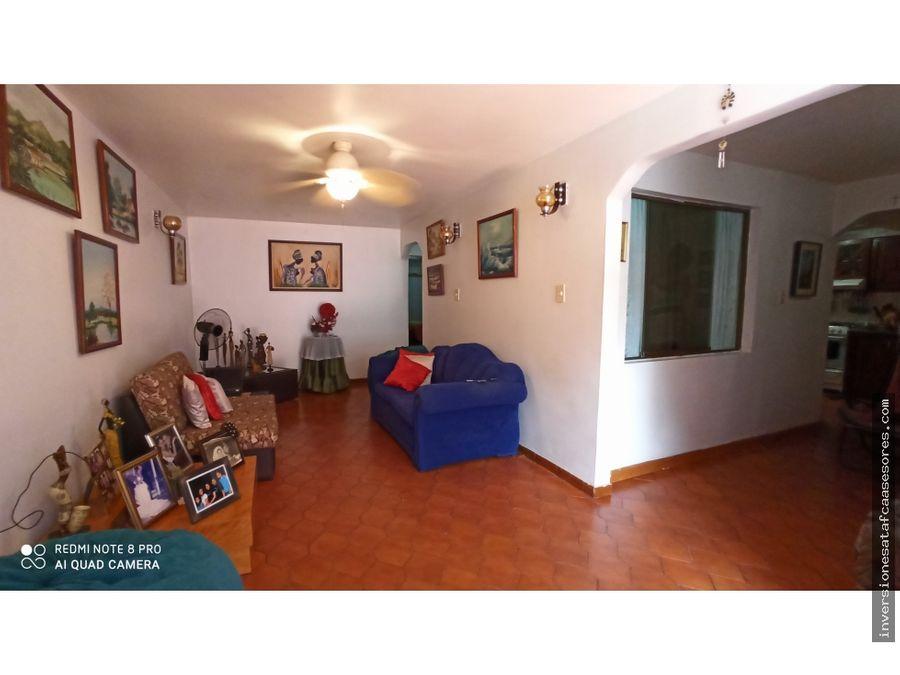se vende casa 160mt2 4hab3b1petrzm sevilla valle arriba guatire