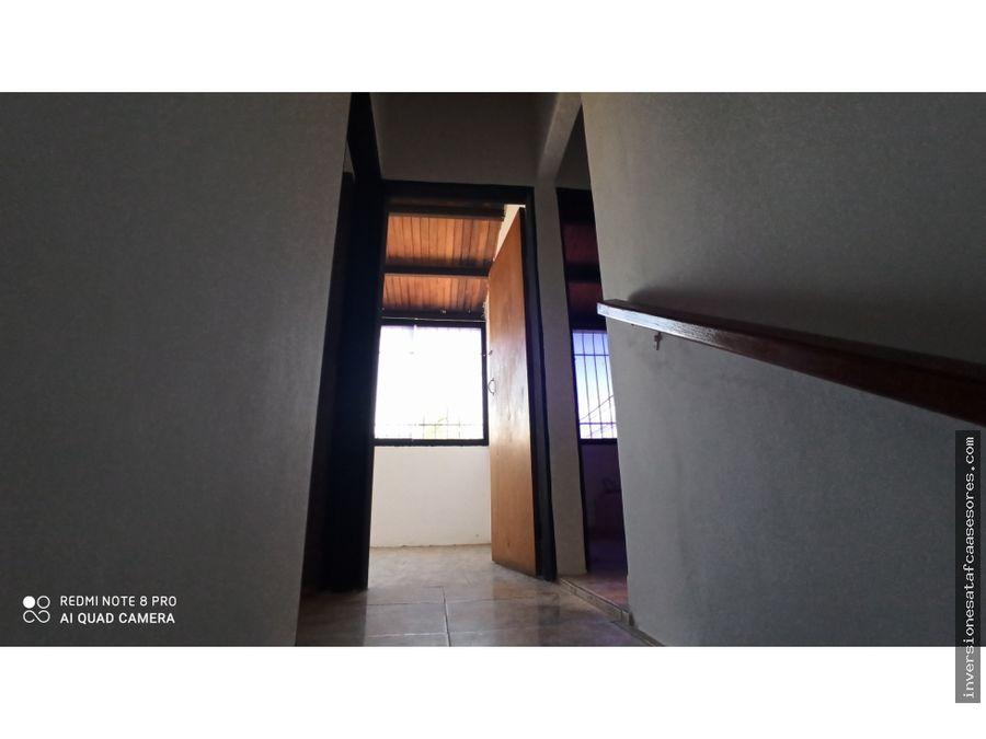 se vende casa 140m2 4h3b1pe villa miravilla castillejo guatire