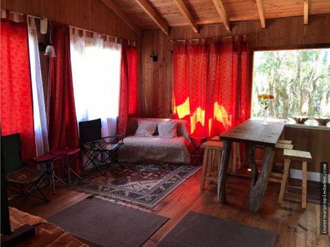 acogedora casa en rinilahue lago ranco