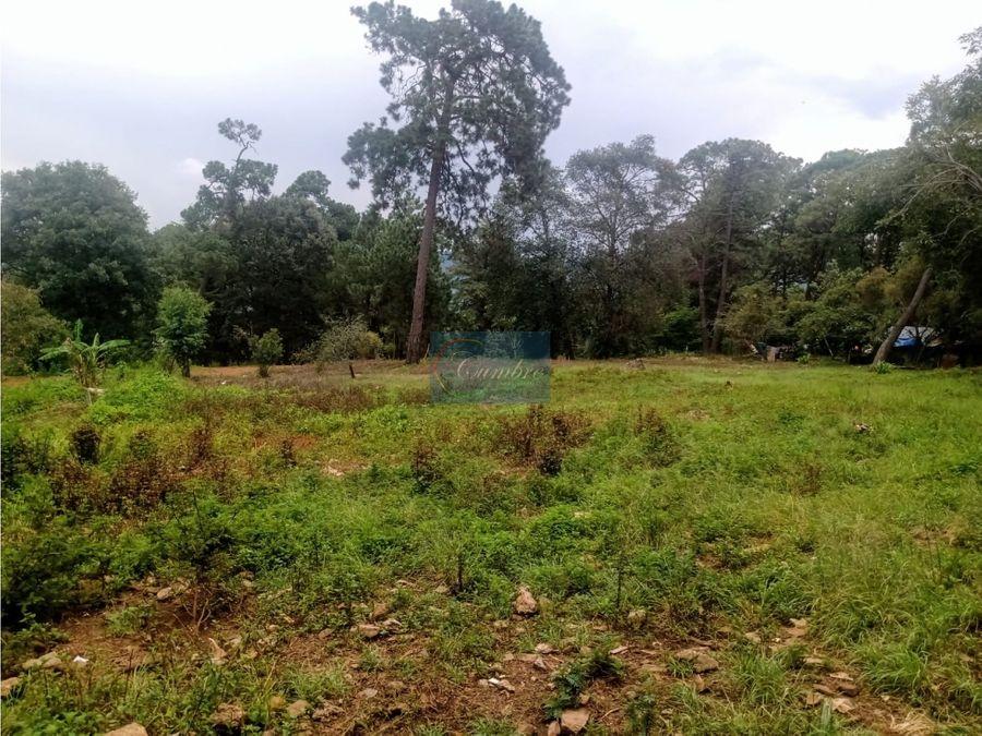 terreno el pedregal para desarrollar