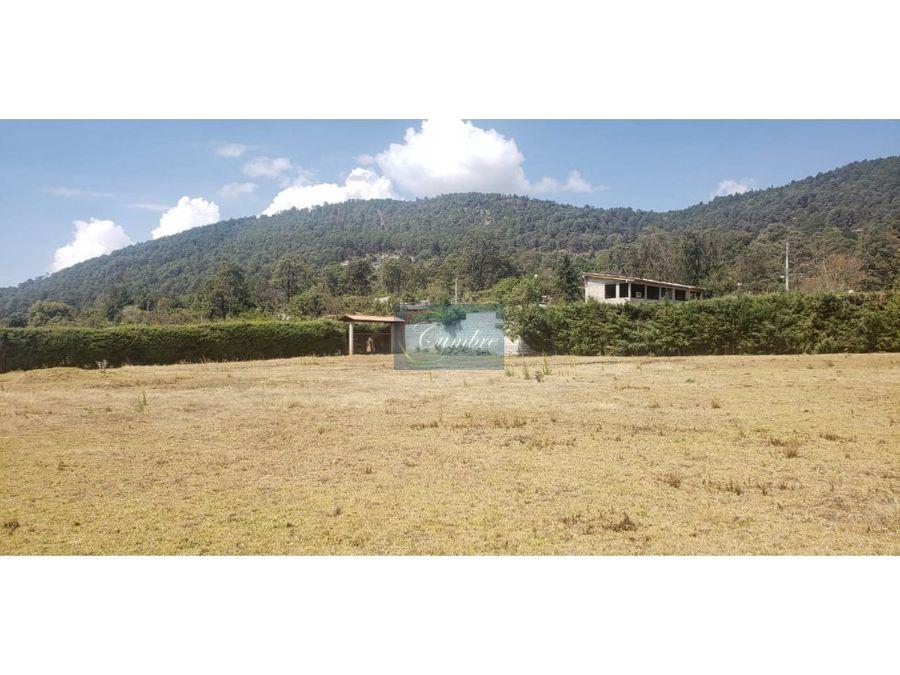 atractivo terreno en hacienda ixtla