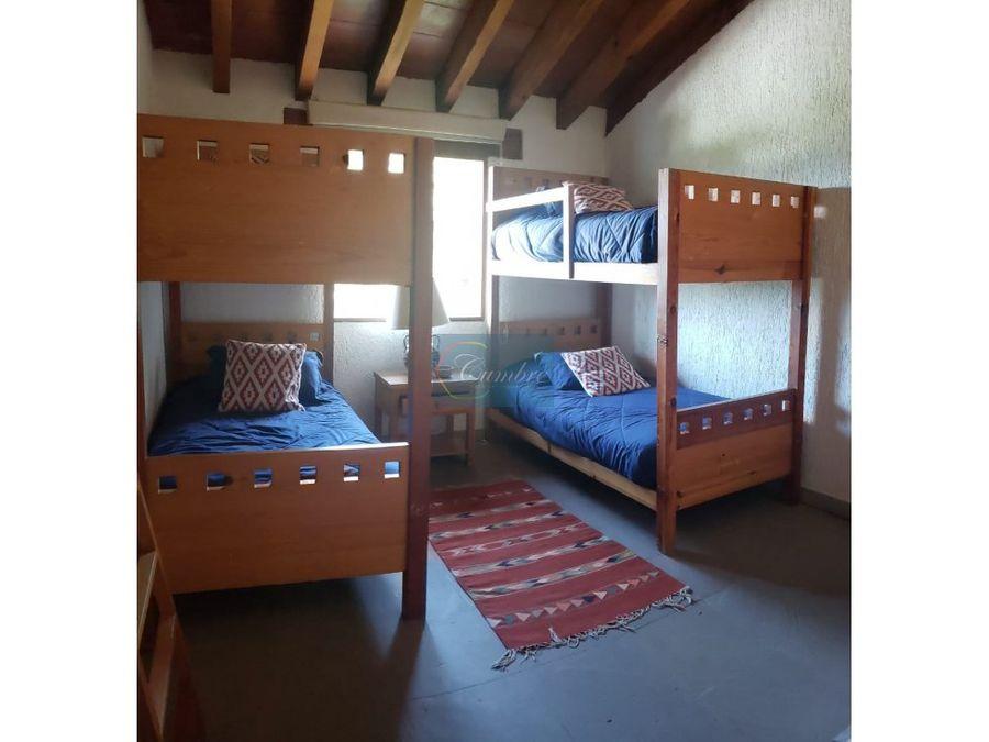 casa en renta en condominio avandaro