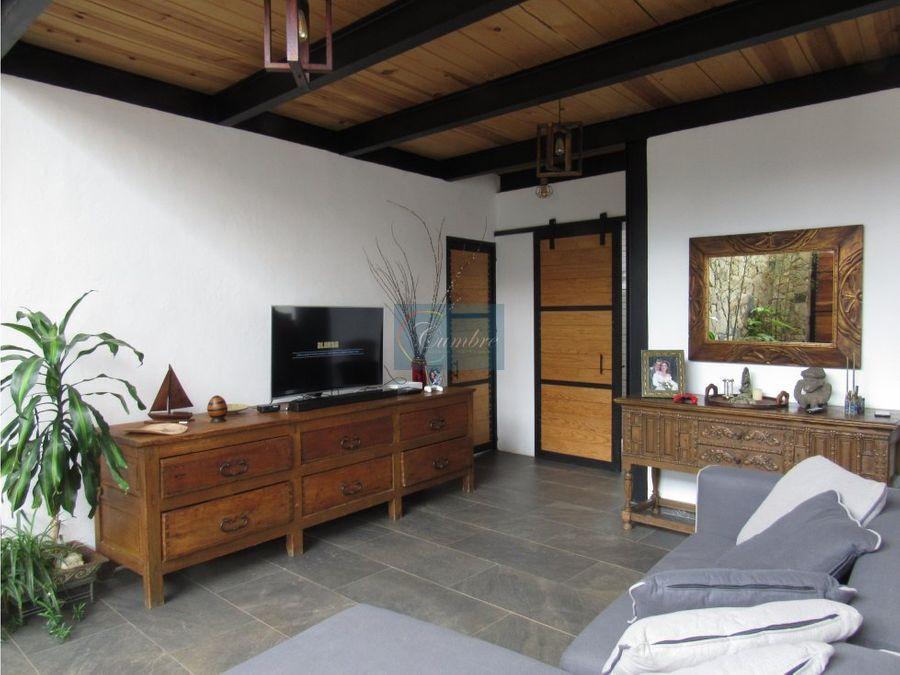 casa moderna circuito avandaro