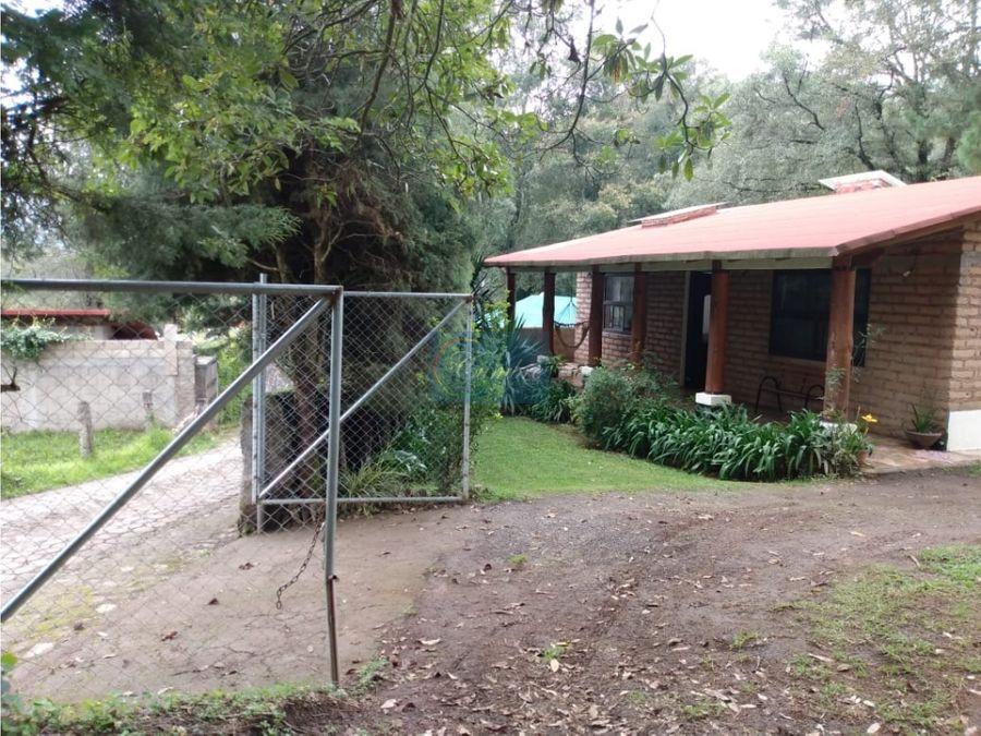 acogedora casa de campo