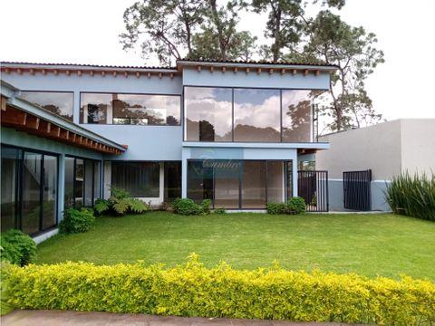casa 4 azul