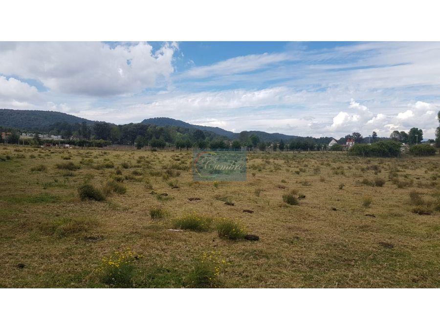 excelente topografia cerro gordo