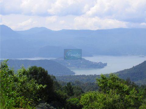 increible fraccionamiento vista al lago