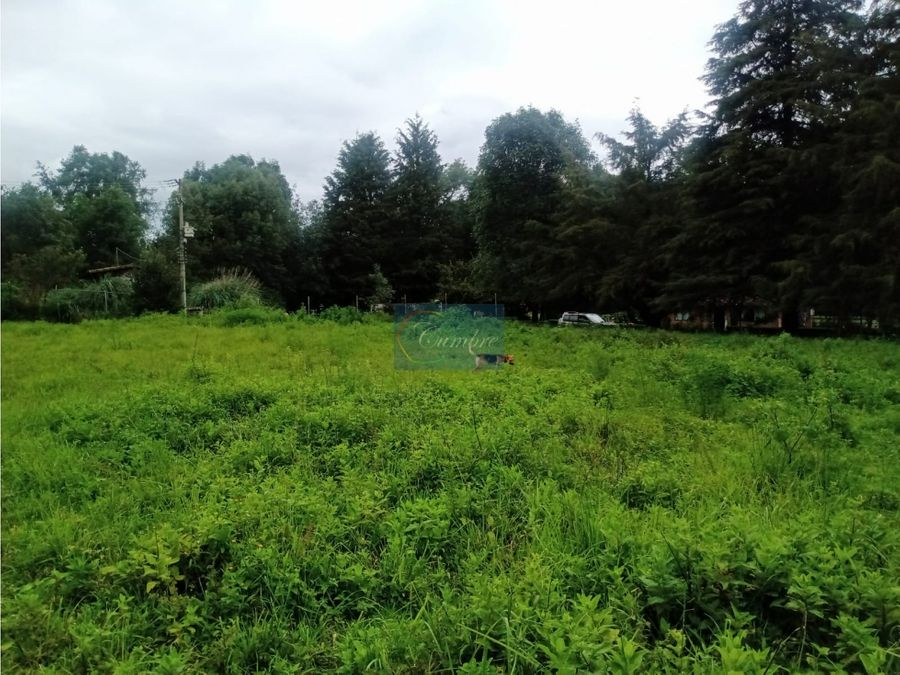 terreno acatitlan en avenida principal
