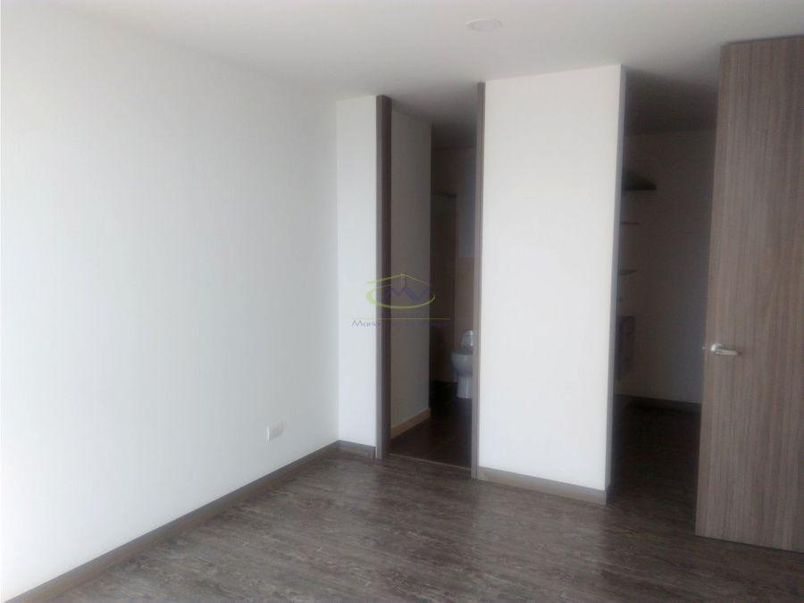 apartamento en arriendo en milan con vista a los nevados