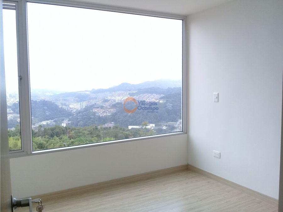apartamento en arriendo cerro de oro manizales