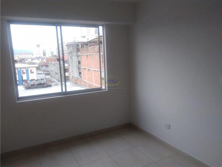 estrenar apartamento en venta centro manizales