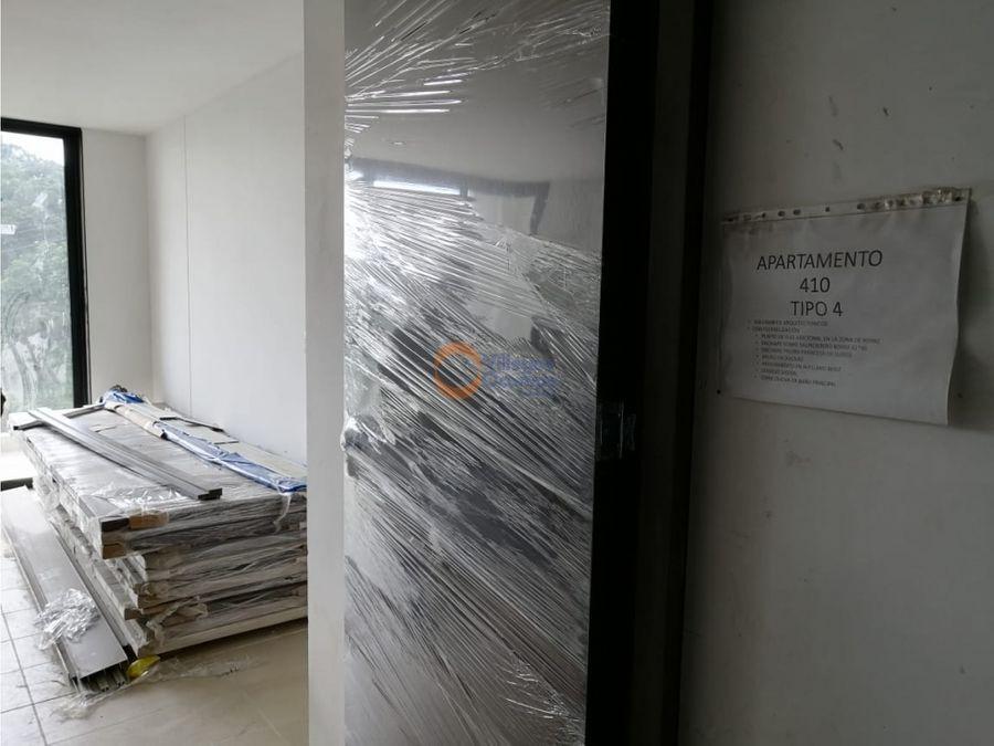 apartamento en venta sector av alberto mendoza