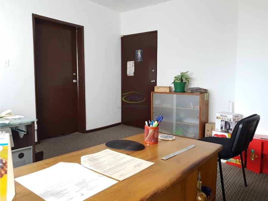 oficina en alquiler avenida sandanter manizales