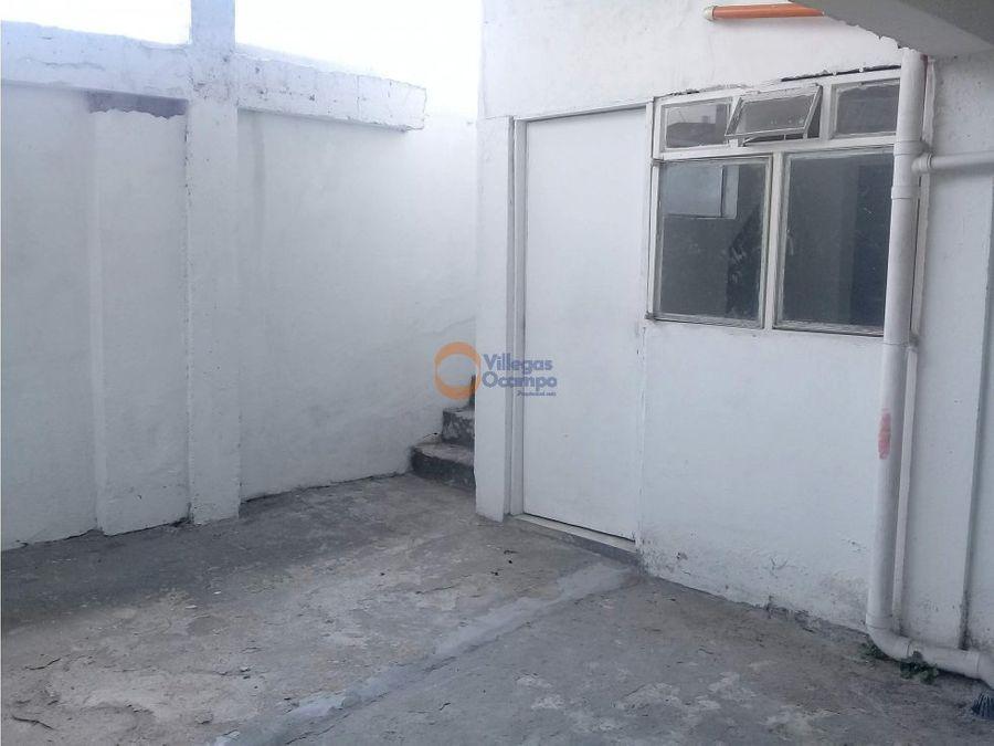 local con vivienda en renta manizales milan