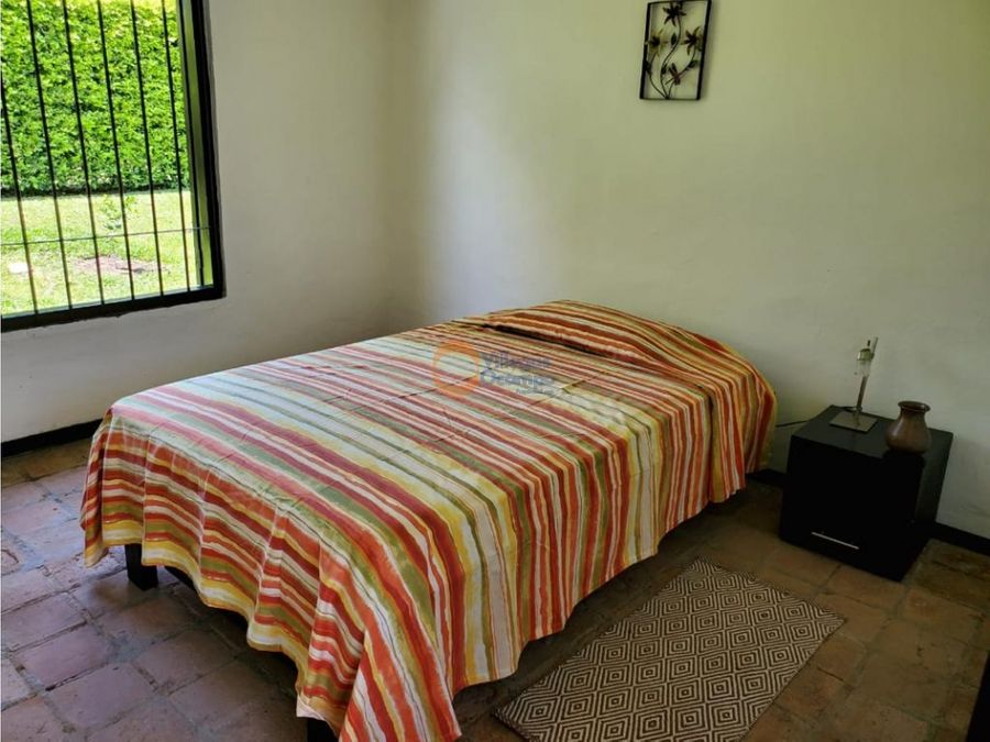 casa campestre en santagueda