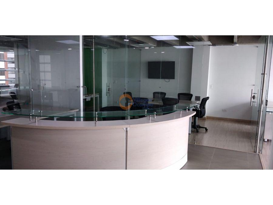 oficina para alquiler palermo amoblado