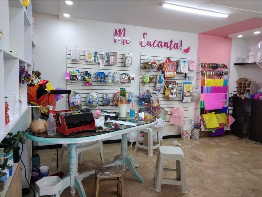 local comercial en alquiler en sector del triangulo