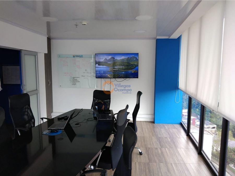 oficina para alquiler cable