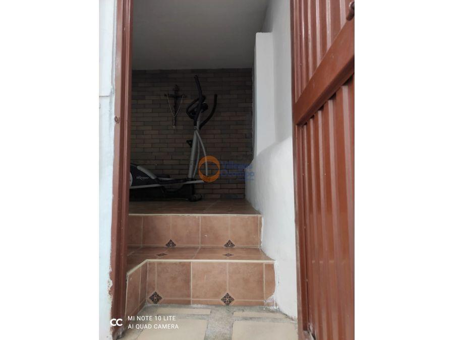 venta casa familiar con renta la rambla manizales