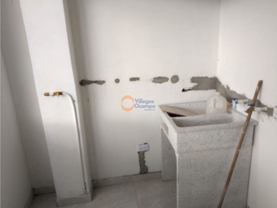 apartamento en venta villamaria via llanitos piso 3