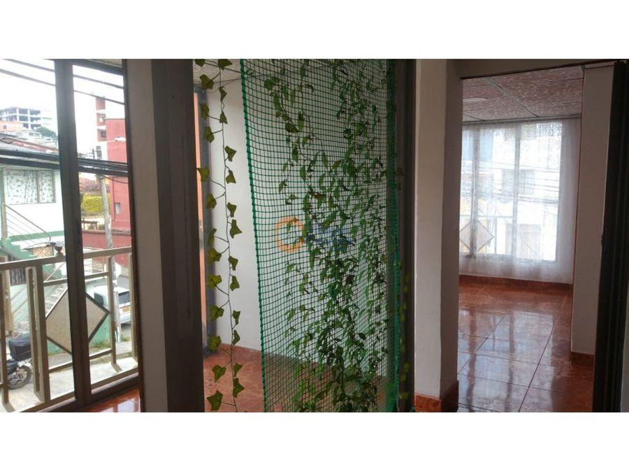apartamento en segundo piso para alquiler en villamaria