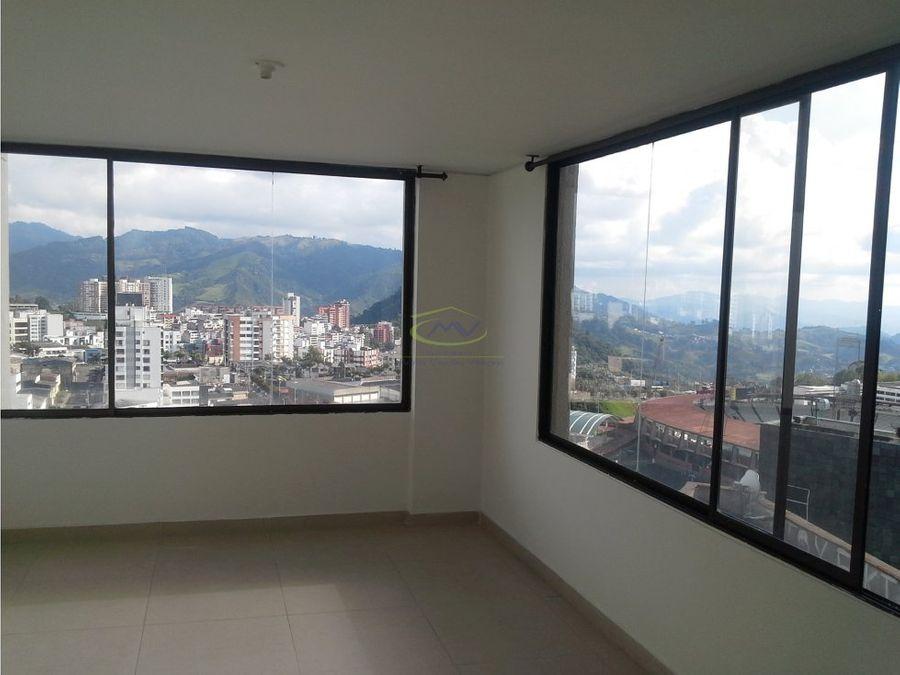 apartamento en renta manizales avenida santander
