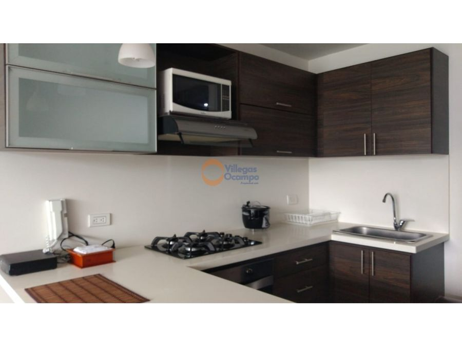 apartamento amoblado para alquiler cerca al cable