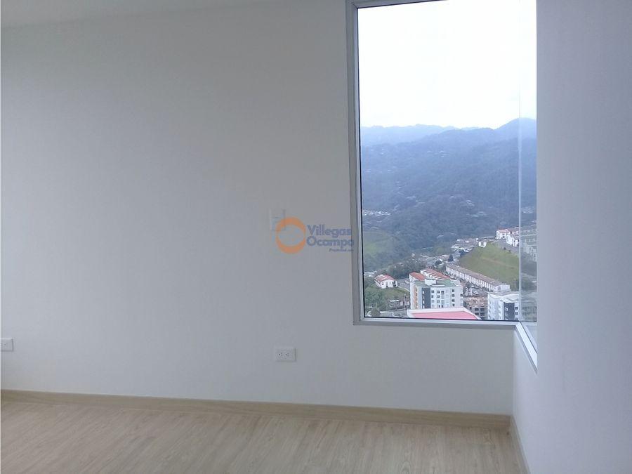 apartamento campestre en arriendo cerro de oro