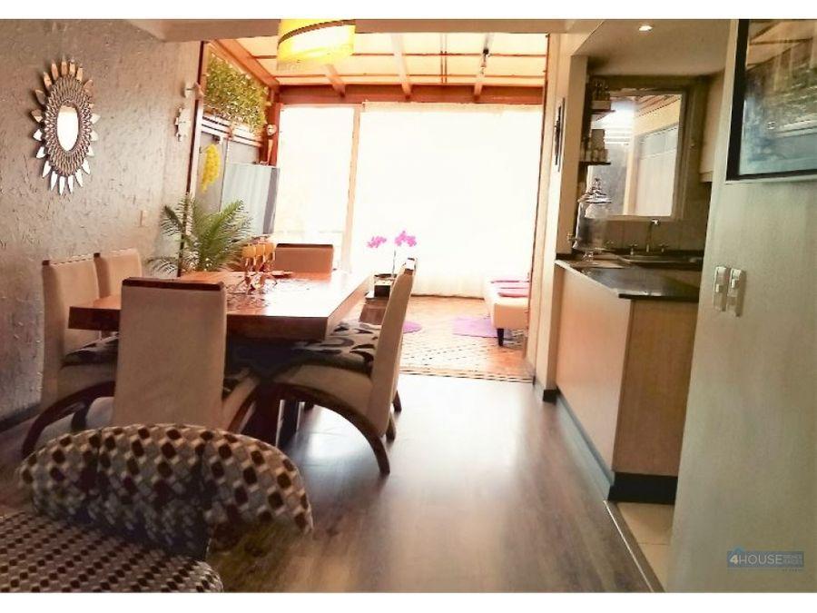 se vende casa de 3 dormitorios en ponceano alto