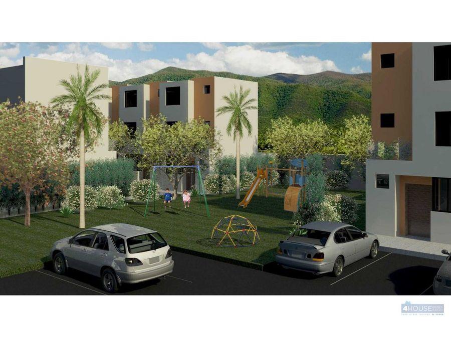 casa de 3 dormitorios en conjunto altos de la morita sector tumbaco