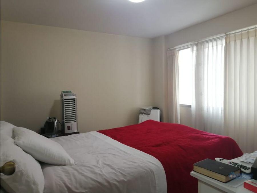 se vende departamento de 3 dormitorios en sector el batan