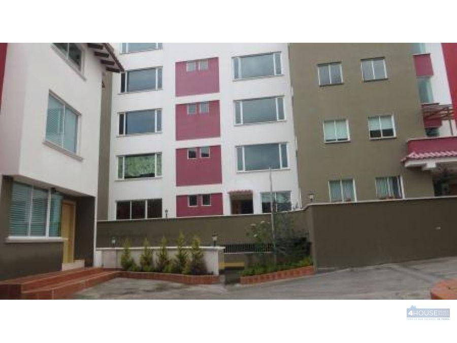 departamento de 3 dormitorios en portal de san isidro