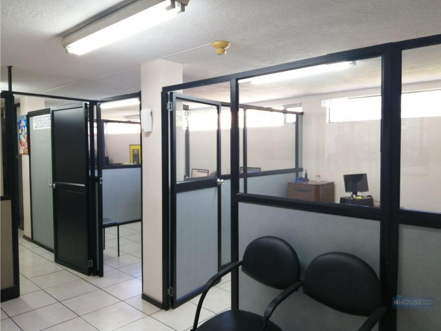 vendo galpon bodega 3600m2 oficinas suites inca y 6 de diciembre
