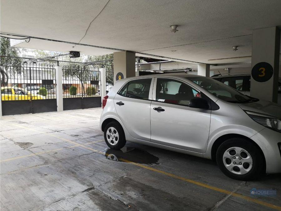 departamento de 3 dormitorios en av amazonas sector la carolina