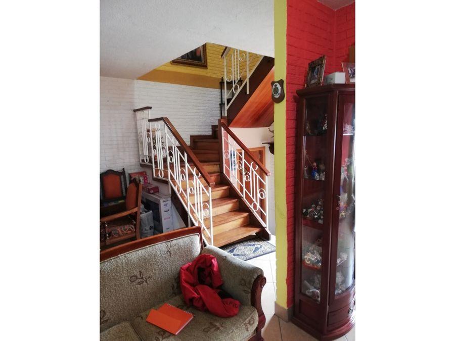 casa de 4 dormitorios sector cotocollao
