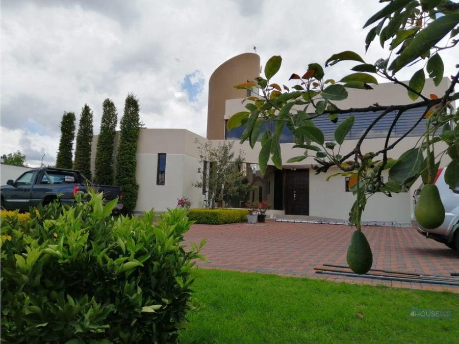 casa en renta en tumbaco sector buena esperanza