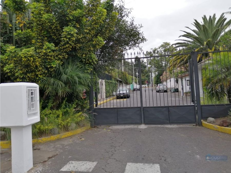 suite amoblada en cumbaya cerca de la universidad san francisco