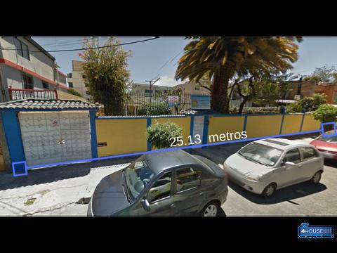 terreno para proyecto inmobiliario en sector el inca