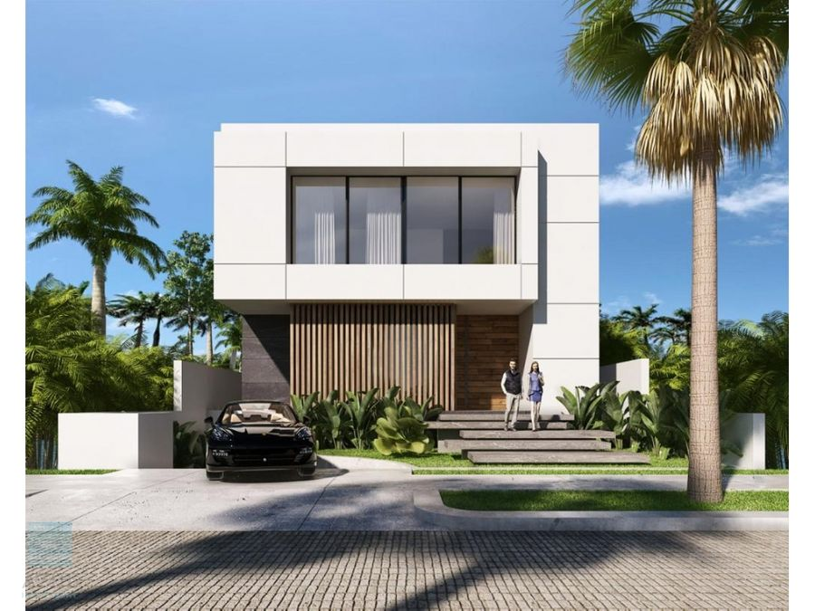 luxury house for sale in puerto cancun